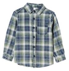 Cotton On Little Boys Rugged Long Sleeve Shirt