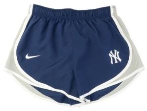 Nike Women's New York Yankees Dri-Fit Tempo Shorts