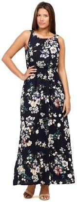 M&Co Izabel floral A-line maxi dress