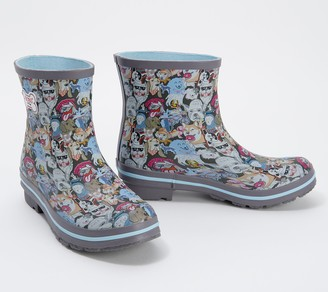 Skechers BOBs Waterproof Rain Boots - Doggon Collage