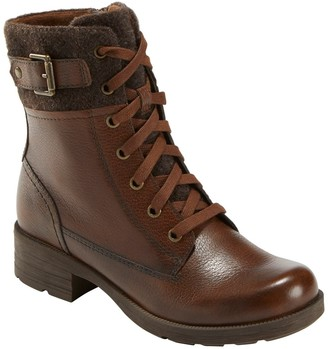 Earth Randi Renee Combat Boot - Wide Width Available