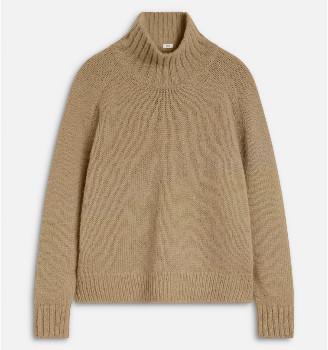Closed Royal Baby Alpaca Sweater - xsmall | alpaca wool | wool | camel - Camel