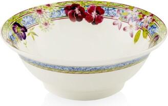 Gien Millefleurs Open Vegetable Bowl (27Cm)