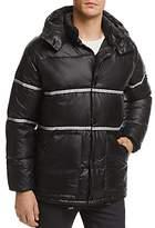Wesc Padded Oversized Hooded Puffer Coat