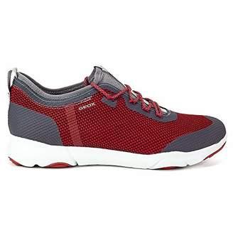 Geox Men's U Nebula X A Low-Top Sneakers, Blue (Navy C4064)