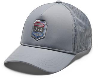 Under Armour Men's UA Freedom Trucker Cap