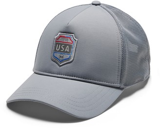 Under Armour Men's UA Freedom Trucker Cap