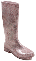 George Glitter Detail Wellington Boots