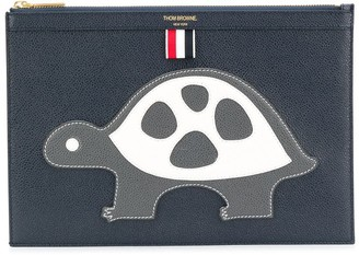 Thom Browne Animal Icon Clutch