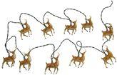 Kurt Adler 10-Light Reindeer Christmas Light Set - Indoor & Outdoor