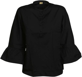 Fay Flared Sleeve Blouse