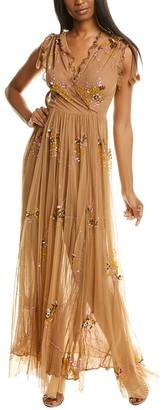 Let Me Be Kaira's Sweet Summer Escape Maxi Dress