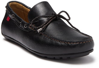 Marc Joseph New York Cypress Hill Braided Leather Driving Loafer