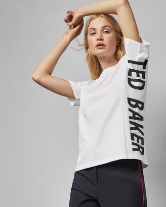 Ted Baker ABBEE branded T-shirt