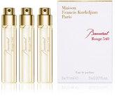 Francis Kurkdjian Baccarat Rouge 540 Eau de Parfum Spray Refills, 3 x 0.37 oz.
