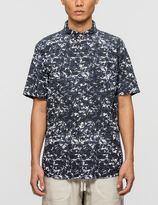 Saturdays NYC Esquina Ash S/S Shirt