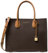 MICHAEL Michael Kors Signature Mercer Large Convertible Tote