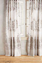 Anthropologie Tessara Curtain