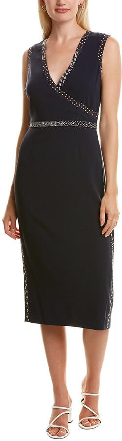 Diane von Furstenberg Anissa Midi Dress