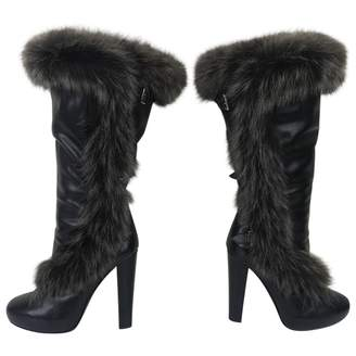 Hermes \N Other Fox Boots