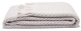 Nick Vinson - X Connolly Clyde Cashmere Blanket - Grey