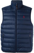 Polo Ralph Lauren padded zipped gilet