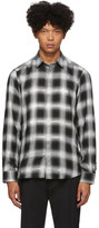 Diesel Black and White Marlene-C Shirt