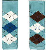 Ozone Design Argyle Arm Warmers