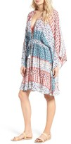 Hinge Women's Floral Cover-Up