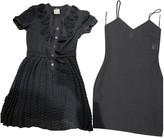Chanel Black Wool Dress for Women