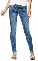 GUESS Low-Rise Ankle Jeggings
