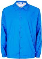 Converse Blue Lightweight Coach Jacket