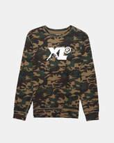 XLarge XL Cameo Crewneck Fleece (Camo)