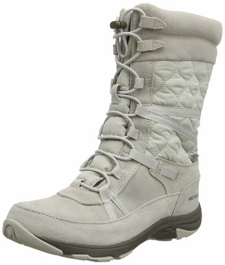 Merrell Women's Approach Tall Leather Waterproof High Boots