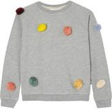 Molo Marcella bobble cotton sweatshirt 4-14 years