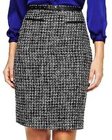 JCPenney Worthington® Tweed Pencil Skirt
