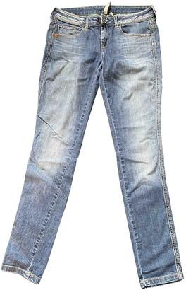 MANGO Blue Denim - Jeans Jeans for Women