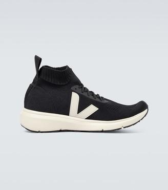 Rick Owens Veja x Sock Runner sneakers