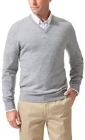 Dockers Premium Merino V-Neck Sweater
