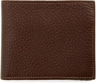 Nordstrom Midland RFID Leather Wallet
