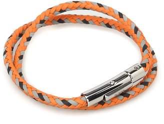 Tod's Woven Leather Bracelet