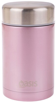Oasis Stainless Steel Vacuum Insulated Food Flask 450ml -