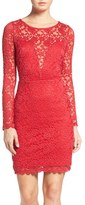 Women's Fraiche By J Lace Body-Con Dress