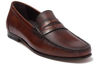 Mezlan Leather Penny Slip Loafer