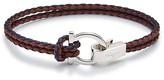 Salvatore Ferragamo Bi-Color Bracelet
