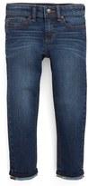 Joe's Jeans Girl's 'The Markie' Roll Cuff Crop Skinny Jeans