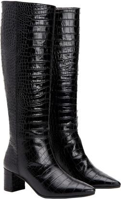 Aquatalia Karen Weatherproof Leather Boot