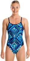 Funkita Girls Speed Boxer Diamond Back One Piece