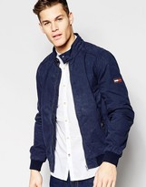 Tommy Hilfiger Harrington Jacket In Navy