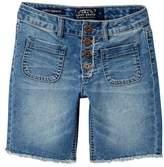 Lucky Brand Vera Long Shorts (Big Girls)
